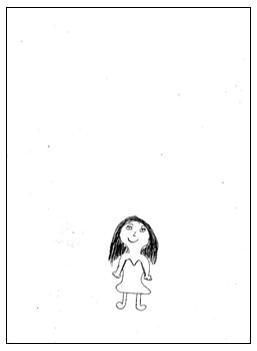 דוגמא לציור אדם 3 מבחני מיון